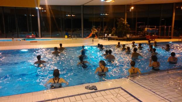 Asptt natation nantes 44 aquagym sauvetage asptt for Piscine petite amazonie