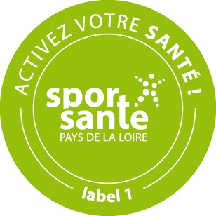 Logo Sport Santé label1